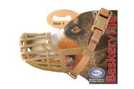 Baskerville Muzzle Size Chart Baskerville Classic Muzzle Company Of Animals