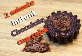 eggless chocolate cupcake easy and quick microwave cupcake recipe
