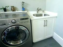 utility sink with cabinet laundry room sink with cabinet medium image for laundry room utility sink