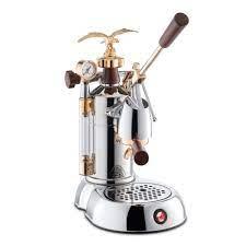 La pavoni professional prg lever espresso coffee machine & cappuccino maker gold. Lever Machines La Pavoni