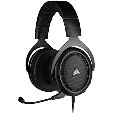 <b>Наушники Corsair HS50</b> Pro Stereo <b>Gaming</b> Headset, карбон ...