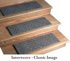 Carpet treads for steps Blue Stair Tread Rugs Carpet Stair Treads Set Of Classic Image Interweave Dog Assist Carpet Stair Treads Stair Tread Productsbrowsercom Stair Tread Rugs Tape Free Non Slip Carpet Stair Treads Set Of Brown