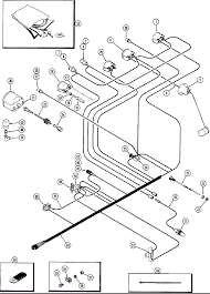 case vac alternator wiring case automotive wiring diagrams