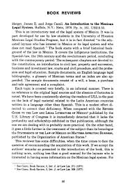 James E. Herget, and Jorge Camil. An Introduction to the Mexican Legal  System. Buffalo, N.Y.: Hein, 1978. Pp. iv, 161. US$19.50.   International  Journal of Law Libraries   Cambridge Core