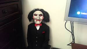 saw billy the puppet you