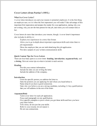 Resume Header Template 7301 Purdue Owl Cover Letter Heading