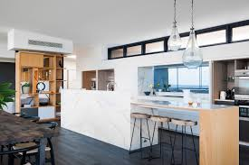 Living Room And Kitchen Design Minosa Design Melbourne Kitchen Design A Famous View House And