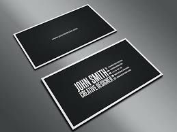 Sample Business Card Layout Examples Layouts Example