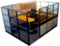 home office cubicle. Office Cubicle Glass Walls Photo - 1 Home B