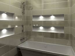 image of how to tile bathroom wall