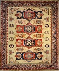 exceptionally fine kazakh rug 10 x 8 4