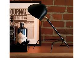 desk lamp tripod serge mouille
