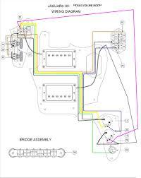 jaguar wiring diagram wiring diagram schematics baudetails info fender forums view topic independent volumes on jaguar