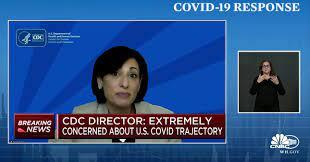 CDC chief warns U.S. headed for ...