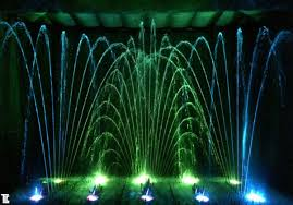 event water special effects