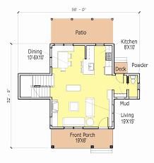 modern farmhouse floor plans new plan contemporary open farmhouse open concept floor plans french