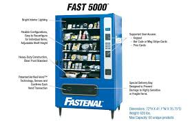 Fastenal Vending Machine Interesting Fastenal Installs 4848th FAST Vending Machine