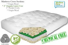 organic futon mattress. Perfect Organic EcoSupport Mattress With Organic Futon