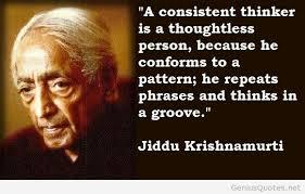 Jiddu Krishnamurti Quotes Custom Money Market Tips QUOTESAwesome Quotes From Jiddu Krishnamurti