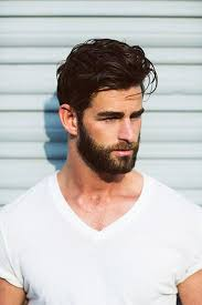 Not only will your face take on all new dimension, but the curls will stand out even more. 12 Latest Beard Styles For Men To Achieve A Dapper Look