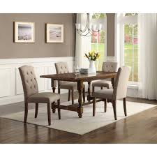 Better Homes And Gardens Kitchen Better Homes And Gardens Providence 5 Piece Dining Set Brown