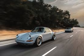 The reality is almost too good for we may earn a commission through links on our site. Porsche 911 Reimagined By Singer Park City Commission Photograph By Drew Phillips