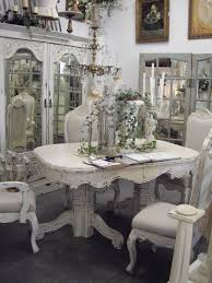 diy shabby chic dining table and chairs. shabby chic table, chairs, cabinet diy dining table and chairs