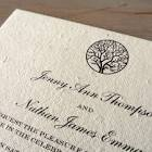 textured paper for invitations
