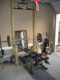 garage workout station with pull up bar made with 4x4 treated ideas of diy pull up