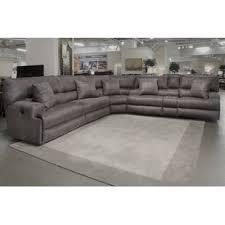 reclining sectional grey. Beautiful Reclining Monaco Reclining Sectional For Grey X
