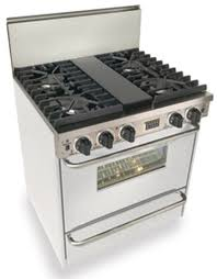 White Gas Stoves at US Appliance