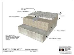 07.130.0511: rustic terrazzo system overview international