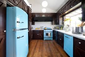 retro kitchen furniture. Retro Furniture Refrigerator Kitchen U