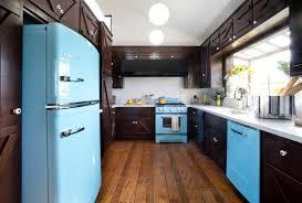 retro furniture refrigerator