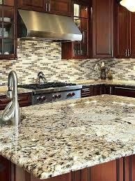 kitchen brown glass backsplash. Colored Glass Backsplash Multi Tile Color Mixed Kitchen With Insert Granite Brown . L