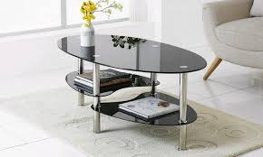 black glass round coffee table pending collection monday