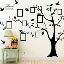 huge family tree wall stickers birds