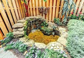 small backyard ponds and waterfalls with waterfall pond build outdoor small backyard ponds and waterfalls