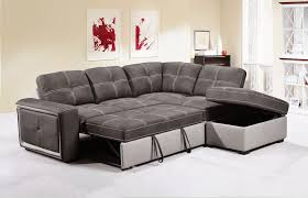 corner sofa bed. QUINTO Two-Tone Grey Fabric Pull-Out Corner Sofa Bed With Storage Footstool | EBay