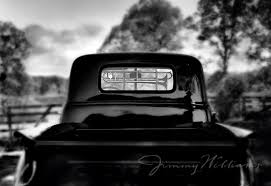 Pickup Truck with reflection | Jimmy Williams