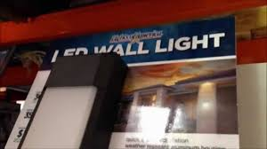 lights of america 13 watt outdoor led light fixture display costco whole in fresno ca you