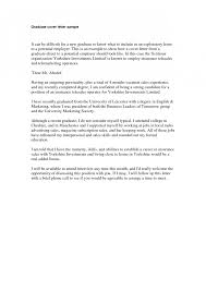 Cover Letter Recent Graduate Photos Hd Goofyrooster