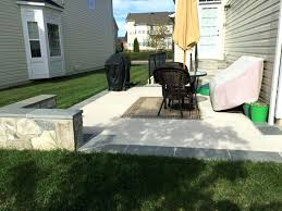 concrete slab patio makeover.  Patio Concrete Slab Patio Makeover Backyard Luxury  Rare Interior Remodeling Jobs To Concrete Slab Patio Makeover
