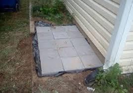 diy trash can patio outdoor trash