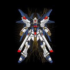 Robot Size Chart Gundam Freedom