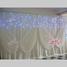 Curtains Wedding Decoration Compare Prices On Wedding Curtains Online Shopping Buy Low Price
