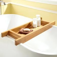 Woodworking Bathtub Tray Bathroom Ideas Bath Caddy Australia. Tub Tray Caddy  Oil Rubbed Bronze Bthtub Try Ipd Esy Bathroom Ikea Bathtub.