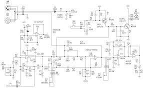 interfacing to sony ccus please review the circuit description and schematic diagram