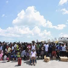 Survivors Left Homeless Days After Dorian Slams Bahamas
