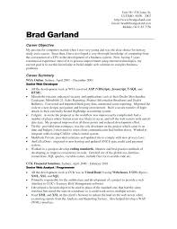 Sample Of Career Objective In Resume Career Objective Sample Resumes ...